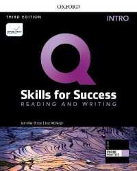 Q: Skills for Success: Intro Level: Reading and Writing Student Book with iQ Online Practice (Q: Skills for Success) (3RD)