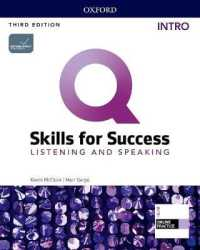Q: Skills for Success: Intro Level: Listening and Speaking Student Book with iQ Online Practice (Q: Skills for Success) (3RD)