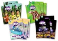 Project X CODE Extra: Yellow Book Band, Oxford Level 3: Bugtastic and Galactic Orbit, Mixed Pack of 4 (Project X CODE Extra)