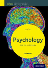 Psychology for the IB Diploma (Oxford Ib Study Guides) (2 STG)