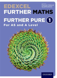 Edexcel Further Maths: Further Pure 1 Student Book (AS and A Level) (Edexcel Further Maths)