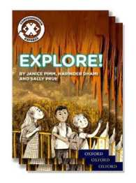Project X Comprehension Express: Stage 1: Explore! Pack of 6 (Project X Comprehension Express)