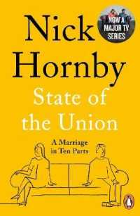 State of the Union : A Marriage in Ten Parts -- Paperback / softback