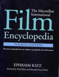 Macmillan International Film Encyclopedia (4TH)