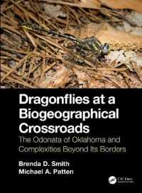 Dragonflies at a Biogeographical Crossroads : The Odonata of Oklahoma and Complexities Beyond Its Borders