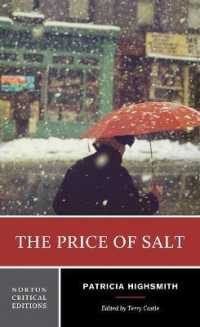 Price of Salt : A Norton Critical Edition (Norton Critical Editions) -- Paperback / softback