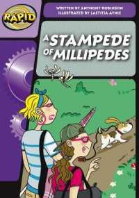 Rapid Phonics A Stampede of Millipedes Step 3 (Fiction) (Rapid Phonics)