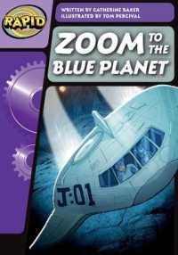 Rapid Phonics Zoom to the Blue Planet! Step 3 (Fiction) (Rapid Phonics)