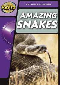 Rapid Phonics Snake Superpowers Step 3 (Non-fiction) (Rapid Phonics)