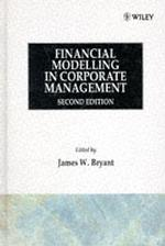 Financial Modelling in Corporate Management (2 SUB)