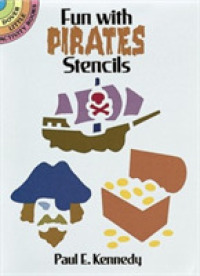 Fun with Pirates Stencils (Dover Stencils) -- Paperback / softback