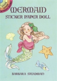 Mermaid Sticker Paper Doll (Dover Little Activity Books Paper Dolls) -- Paperback / softback