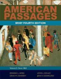 American Passages : Since 1865 〈2〉 (4 Brief)