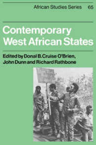 Contemporary West African States (African Studies Series : 65)