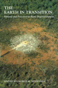 The Earth in Transition : Patterns and Processes of Biotic Impoverishment