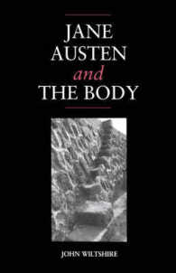 Jane Austen and the Body : 'The Picture of Health'
