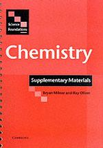 Science Foundations : Chemistry Supplementary Materials (Science Foundations) (SPI)