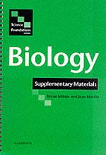 Biology Supplementary Materials (Science Foundations) (SPI)