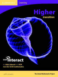 Smp Gcse Interact 2-tier Higher Transition Pupil's Book (1ST)