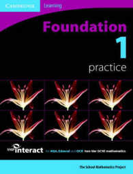 Smp Gcse Interact 2-tier Foundation 1 Practice Book (1ST)