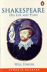 Shakespeare-his Life & Plays Penguin Readers Level 4