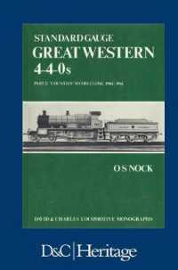 Standard Gauge Great Western 4-4-0s Part 2: 'Counties' to the close 1904-1961