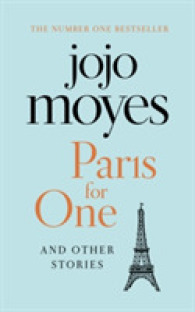 Paris for One and Other Stories -- Paperback