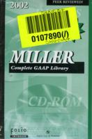 Miller Complete Gaap Library on Cd-Rom (CD-ROM)
