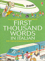 First 1000 Words: Italian (New)