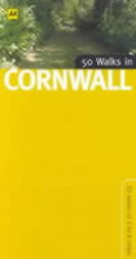 50 Walks in Cornwall (Walking & Wildlife Aa Guides)