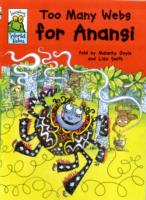 Too Many Webs for Anansi (Leapfrog World Tales) -- Hardback