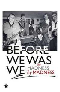 Before We Was We -- Paperback (English Language Edition)