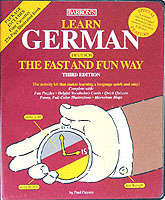 Learn German the Fast and Fun Way (Fast and Fun Way) (3TH)