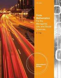 Finite Mathematics for the Managerial, Life, and Social Sciences -- Paperback (10 Interna)