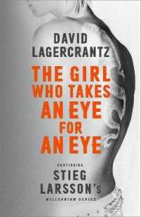 Girl Who Takes an Eye for an Eye: Continuing Stieg Larsson's Millennium Series (Millennium Series) -- Paperback