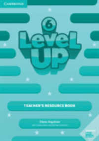Level Up Level 6 Teacher's Resource Book with Online Audio (TCH)