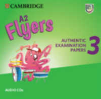 Cambridge English Young Learners 3 for revised exam Flyers Audio Cds (2)