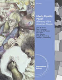Liberty, Equality, Power : A History of the American People,international Edition -- Paperback / softback (6 ed)