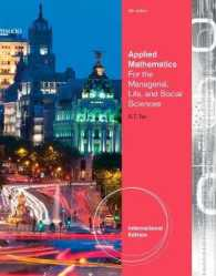 Applied Mathematics for the Managerial, Life, and Social Sciences -- Paperback (Internatio)