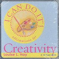 I Can Do It Cards, Creativity : Affirmations for Creativity (GMC CRDS)