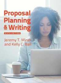 Proposal Planning & Writing (6TH)