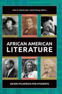 African American Literature : An Encyclopedia for Students (Student)