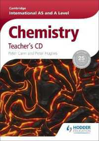Cambridge International as and a Level Chemistry Teacher's Cd -- Other digital