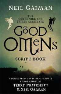 Quite Nice and Fairly Accurate Good Omens Script Book -- Paperback (English Language Edition)