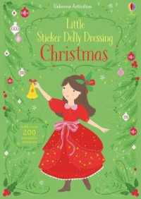 Little Sticker Dolly Dressing Christmas (Sticker Dolly Dressing) -- Paperback