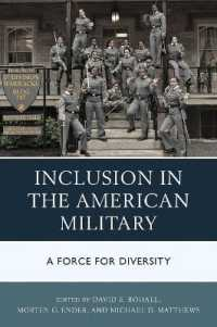 Inclusion in the American Military : A Force for Diversity