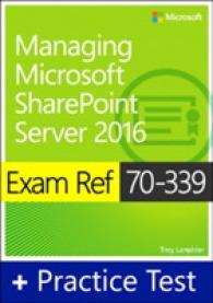 exam ref 70 339 managing microsoft sharepoint server 2016 with