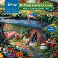 Disney Dreams Collection 2019-2020 17-month Family (WAL)