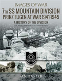 7th Ss Mountain Division Prinz Eugen at War 19411945 : A History of the Division (Images of War)