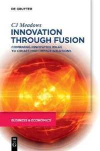 Innovation through Fusion : Combining Innovative Ideas to Create High Impact Solutions